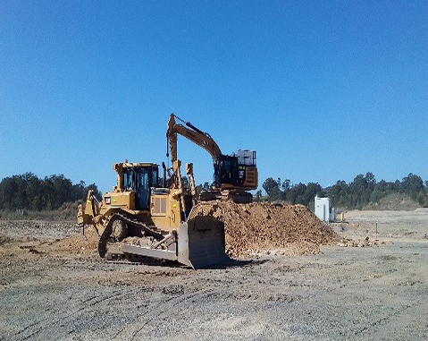 Macksville Hospital Development (MHD) Early Works – Access Road and Bulk Earthworks