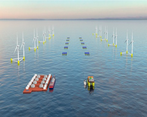 oceanh2, the industrial research project coordinated by acciona, launches